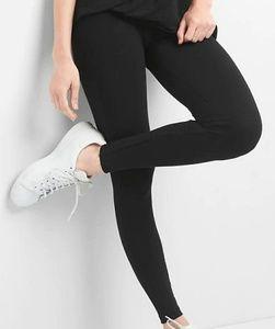 Basic Leggings Mid Rise